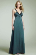 New V-neck Evening cocktail formal maxi dress size 14