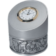 TUMASEK PEWTER Table Clock