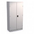 PRESTON High cabinet - Light Grey