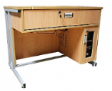 GRETEL Flip-op Table SDLX - Beech Colour
