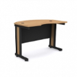 ROZET Office Executive Table V4  - Beech Colour - 1200(W) x 750(D) x 760(H)