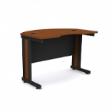 ROZET Office Executive Table V4  - Cherry Colour - 1200(W) x 750(D) x 760(H)