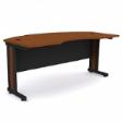 ROZET Office Executive Table V4  - Cherry Colour - 1800(W) x 750(D) x 760(H)