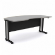 ROZET Office Executive Table V4  -Grey Colour - 1500(W) x 750(D) x 760(H)