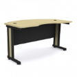 ROZET Office Executive Table V4  -Natural Maple Colour - 1500(W) x 750(D) x 760(H)