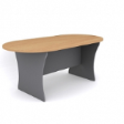 QUIK Oval Meeting Table