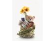 Teddy Bear for Gift - RUSS Bear & Chocolates in a Basket