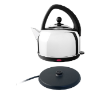 Cordless Stainless Steel Kettle 2.2 Liters