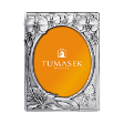 TUMASEK PEWTER ORCHIDS 5R Photoframe
