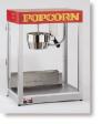 Newvos 6 oz. Goldrush Popper - Popcorn Machine