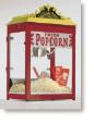 Newvos 6 oz. Antique Goldrush Popper - Popcorn Machine