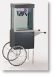 Newvos 6 oz. Nite Club Popper - Popcorn Machine