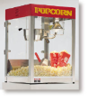 Newvos 8 oz. T-2000 Popper - Popcorn Machine