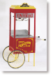 Newvos 12 oz. Antique T-3000 Plus Popper - Popcorn Machine