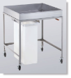 Newvos Cooling Cart with Removable Slide Out Bin