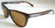 OAKLEY FROGSKINS ROOTBEER LIMITED EDITIONS EYE-WEAR SUNGLASSES