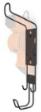 ShockDoctor Power Dry Helmet Dryer Wall Hook Assembly