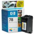C6578D - HP Inkjet Cartridge C6578D (78) Tri-Colour