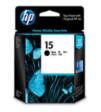 C6615DA - HP Inkjet Cartridge C6615DA (15) Black