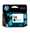C6656AA - HP Inkjet Cartridge C6656AA (56) Black