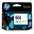 CC656AA - HP Inkjet Cartridge CC656AA (901) Tri-Colour