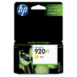 CD974AA - HP Inkjet Cartridge CD974AA (920XL) Yellow
