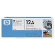 Q2612A - HP LaserJet Toner Cartridge (Q2612A) Black