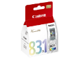 2103B001AA - Canon CL-831 Ink Cartridge Colour