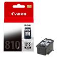 2978B001AA - Canon PG 810 Ink Cartridge Black 9ml