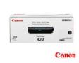 2652B001AA - Canon Cartridge 322 (Black) Toner Cartridge