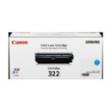 2650B001AA - Canon Cartridge 322 (Cyan) Toner Cartridge