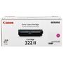 2649B001AA - Canon Cartridge 322 II (Magenta) Toner Cartridge