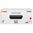 2648B001AA - Canon Cartridge 322 (Magenta) Toner Cartridge