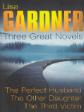 The Perfect Husband, The Other Daughter & The Third Victim By Lisa Gardner