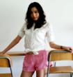 Pink Short Pant