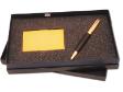 PEN SET 24 - Name Card Case, Metal Ball Pen 902