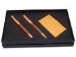 PEN SET 11 - Metal Roller Pen, Metal Ball Pen 902, Name Card Case