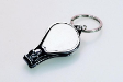 KEY CHAIN WITH MANICURE & BOTTLE OPENER