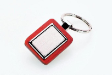 WOODEN KEY CHAIN RECTANGLE 34