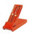 2 IN 1 WOODEN SET WITH PEN