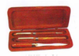 3 IN 1 WOODEN SET WITH PEN & LETTER OPENER