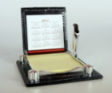 NOTE PAD 230 WITH PEN HOLDER