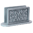TUMASEK PEWTER Name Card Holder