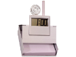 4 IN 1 MULTIFUNCTION MEMO PAD WITH CLOCK
