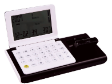 MULTIFUNCTION DIGITAL CALCULATOR WITH PEN HOLDER