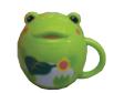 CHILDREN CARTOON CUP - FROG