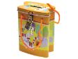 COIN BOX YELLOW CARTOON