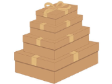 15 x Decorative Gift Boxes Extra Small Size(CB68-XS)
