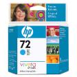 C9398A - HP Inkjet Cartridge C9398A (72) Cyan 69ml