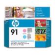 C9462A - HP Inkjet Cartridge C9462A (91) Light Magenta & Light Cyan Printhead